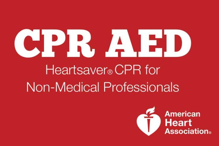 Cpr Aed Certification North Net Training Https